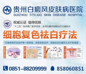贵州有几家白癜风医院